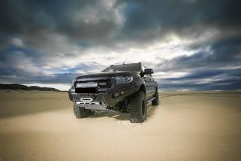 FORD RANGER PXII (2015+) LOOPLESS BAR TheUTEShop Products