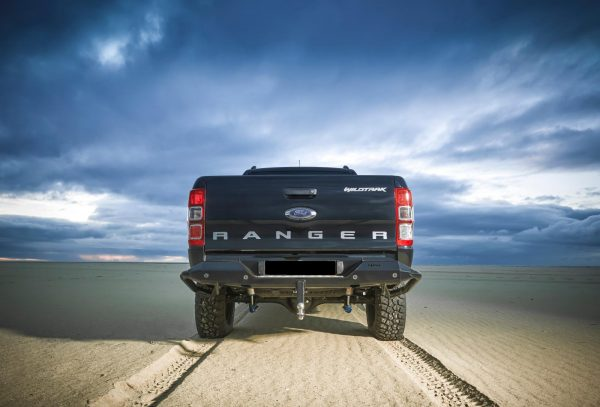 FORD RANGER PXII (2015+) REAR STEP BAR TheUTEShop Products