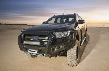 FORD RANGER PXII (2015+) FULL BULLBAR TheUTEShop Products
