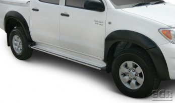 Toyota Hilux 05-08 Set of Flares TheUTEShop Products