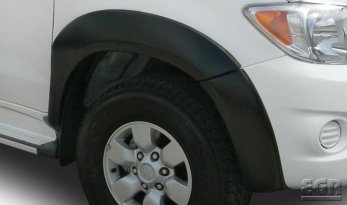 Toyota Hilux 08-11 Front Flares TheUTEShop Products