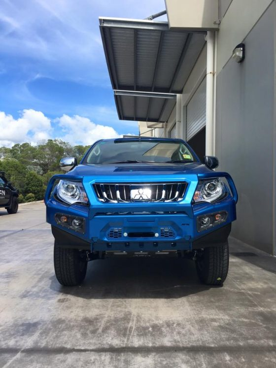 Mitsubishi Triton MQ 2015+ (COMING SOON) FULL BULLBAR TheUTEShop Products