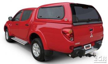 Mitsubishi Triton MN Slide/Lift Premium Canopies TheUTEShop Products