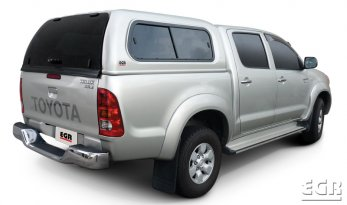 Hilux 2005~2014 Premium Canopy - Sliding Window TheUTEShop Products