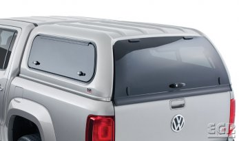 VW Amarok Lift Window Premium Canopy TheUTEShop Products