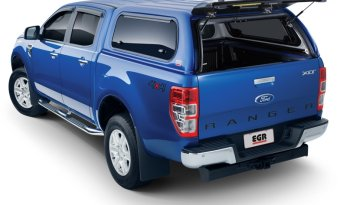 Ford Ranger PX Premium Lift Up Window Canopy TheUTEShop Products