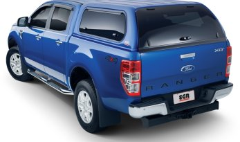 Ford Ranger PX Premium Slide/Lift Canopy TheUTEShop Products