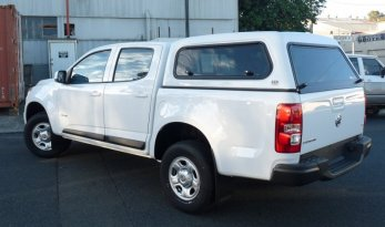 Holden RG Colorado FLEET Dual Lift Window Canopy TheUTEShop Products