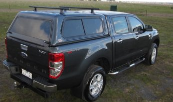 Ford PX Ranger Fleet Slide Window Canopy TheUTEShop Products