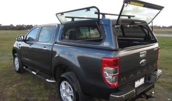 Ford PX Ranger Fleet Slide/Lift Window Canopy TheUTEShop Products