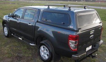 Ford PX Ranger Fleet Dual Lift Window Canopy TheUTEShop Products