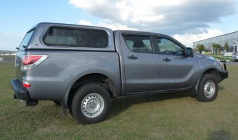 Mazda BT50 2011~ Slide Window Fleet Canopy TheUTEShop Products