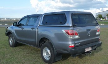 Mazda BT50 2011~ Slide/Lift Window Fleet Canopy TheUTEShop Products