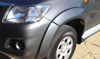 Toyota Hilux 2011~Aug15 Front Flares TheUTEShop Products