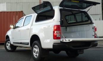 Holden RG Colorado Premium Lift Up Windows Canopy TheUTEShop Products