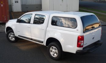 Holden RG Colorado Premium Slide/Lift Combo Windows Canopy TheUTEShop Products