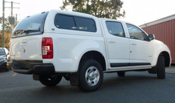 Holden RG Colorado Premium Sliding Windows Canopy TheUTEShop Products