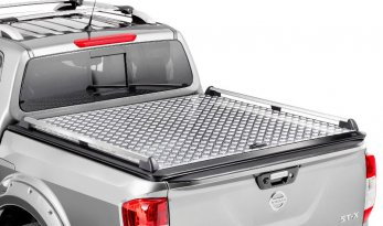 Load Shield Side Rails - Silver TheUTEShop Products