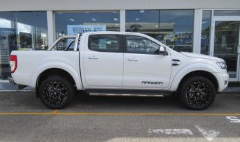 Ford PX Ranger MkII Fender Flares - Full Set - Painted TheUTEShop Products