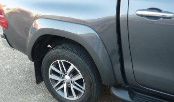 Toyota Hilux 2015~ Wide Body Fender Flares TheUTEShop Products