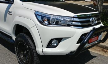 Toyota Hilux 2015~ Wide Body FRONT Fender Flares TheUTEShop Products