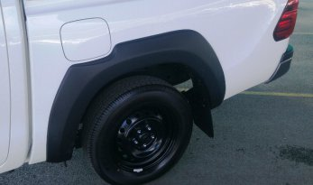 Toyota Hilux 2015~ Narrow Body Fender Flares TheUTEShop Products