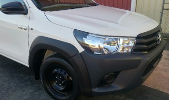Toyota Hilux 2015~ Narrow Body FRONT Fender Flares TheUTEShop Products