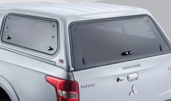 Mitsubishi MQ Triton Double Cab Canopy - Lift/Slide Windows TheUTEShop Products