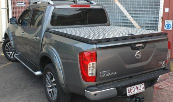 Nissan D23 Navara NP300 Load Shield - Silver TheUTEShop Products