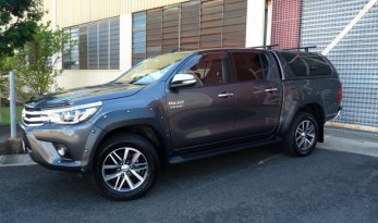2015~ Toyota Hilux Bolt-On Fender Flares - Wide Body TheUTEShop Products
