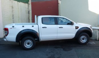 Ford PX MkII Ranger Bolt-On Fender Flares TheUTEShop Products