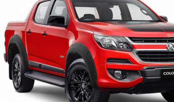 Holden RG Colorado Bolt-On Style Flares - Full Set TheUTEShop Products