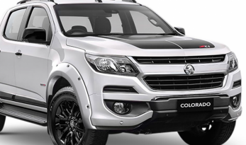 Holden RG Colorado Bolt-On Style Front Flares TheUTEShop Products