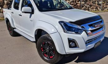 Isuzu Ute D-Max 2017 Fender Flares - Full Set TheUTEShop Products