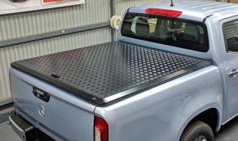 Mercedes Benz X-Class Double Cab Load Shield - Black TheUTEShop Products