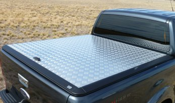 Mercedes Benz X-Class Double Cab Load Shield - Silver TheUTEShop Products