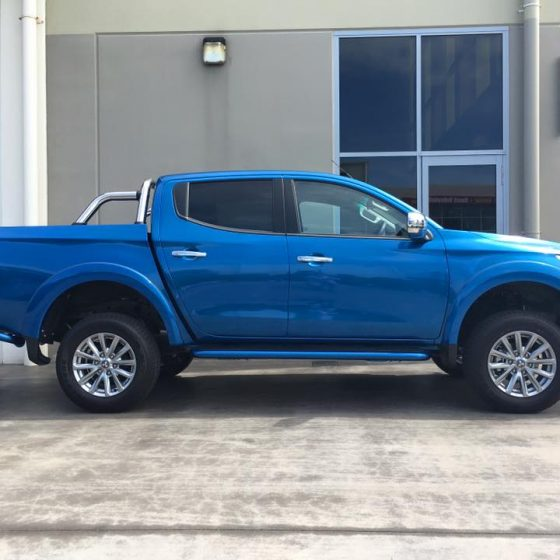 Mitsubishi Triton MQ 2015+ (COMING SOON) SIDE STEPS TheUTEShop Products