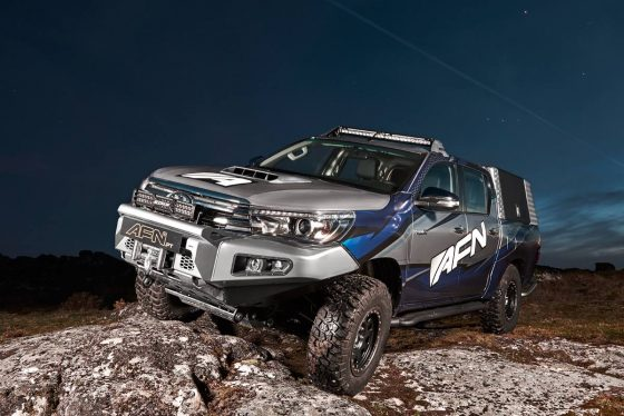 TOYOTA HILUX REVO (N80) 2015+ (Wide Body) LOOPLESS BAR TheUTEShop Products