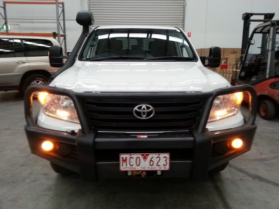 TOYOTA LANDCRUISER 200 SERIES TheUTEShop Products