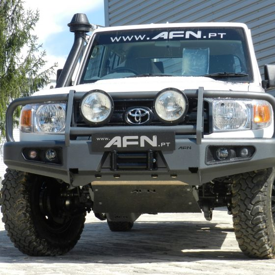 LANDCRUISER 76, 78 & 79 SERIES FULL BULLBAR TheUTEShop Products