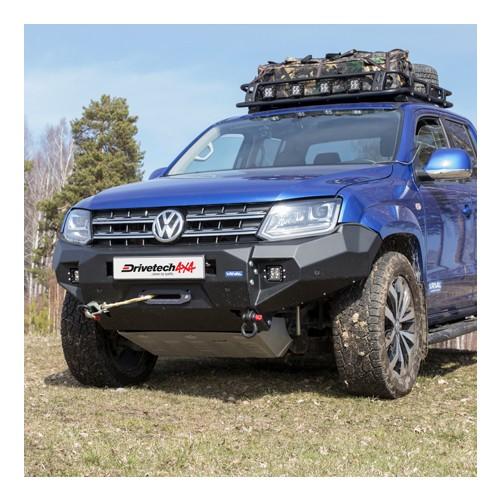 DT-2D58071BNL Drivetech 4x4 Bumper by Rival (Amarok) TheUTEShop Products