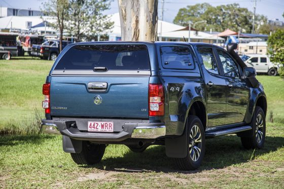 HOLDEN COLORADO 2012+ CANOPY TheUTEShop Products