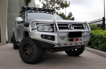 Volkswagen Amarok FULL BULLBAR TheUTEShop Products