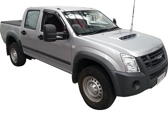 ISUZU D-MAX TheUTEShop Products