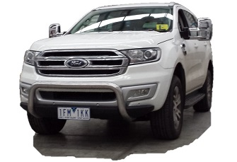 FORD EVEREST TheUTEShop Products