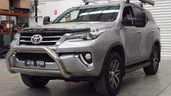 TOYOTA FORTUNER TheUTEShop Products