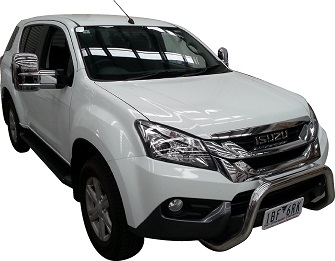 ISUZU MU-X TheUTEShop Products