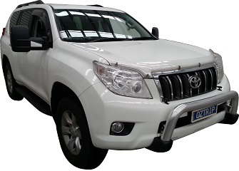 TOYOTA PRADO GXL 150 SERIES TheUTEShop Products