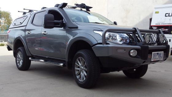 MITSUBISHI TRITON TheUTEShop Products