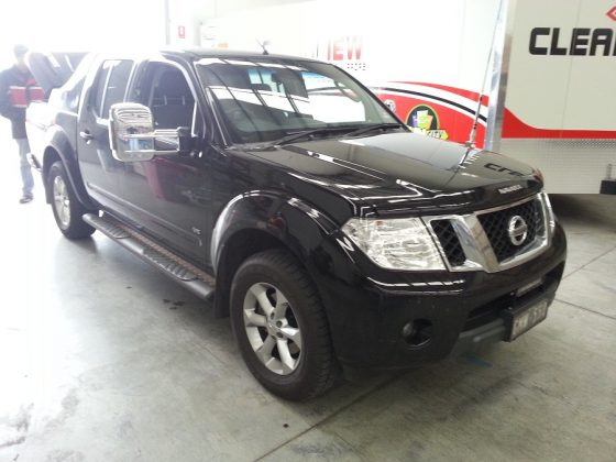 NISSAN NAVARA D40/550 TheUTEShop Products